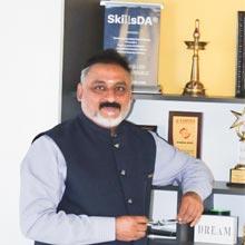 Kottaram V Ramesh,Managing Director