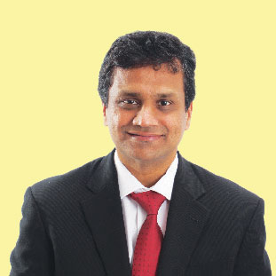 Chinmoy Banerjee,SVP and Global Head