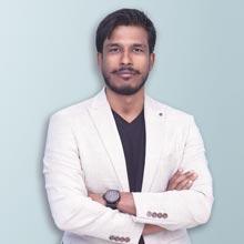 Dharmendra Kalita,Founder & CEO