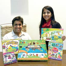 Ravi Kumar & Disha Katharani,Co-Founders