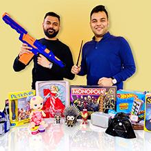 Shubham Agarwal & Mohit Chopra,Co-Founders