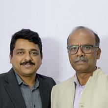 (L-R) U B Shenoy & Murthy,Managing Partner