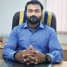 Digvijay Deshmukh,CEO