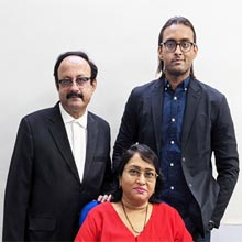 Dr. Sanjay Kadam, MD & Founder,Dr. Vidya Kadam, HOO & Founder, Mr. Akshat Kadam, CEO
