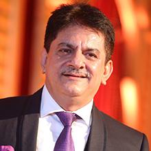 Rajesh Mehra,Managing Director
