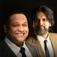 Hardik Varia & Aakash Goswami,Co-Founders