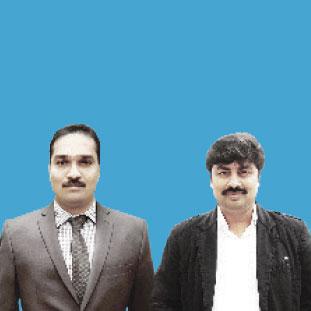 Bhaskar Nagavarapu,Sai Yanamandra & Vidyaranya Vuppu,President, CEO & CTO