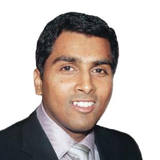 Eswar Eluri,CEO