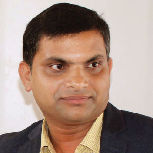 Achuth Gowda, Founder & Managing Director