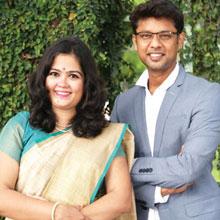 Pallavi Verma & Sanket Dhake,Founders – Directors