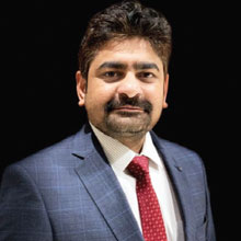 Bharath Desareddy, Founder & CEO
