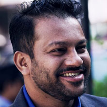 Moby K Babu,Founder & CEO