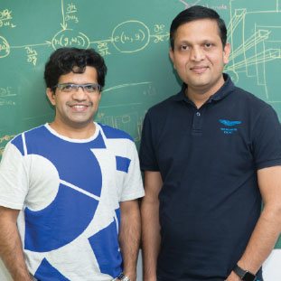 Ganesh Subramanian & Ram Prakash H,Founder&CEO & Co-Founder&Chief Scientist