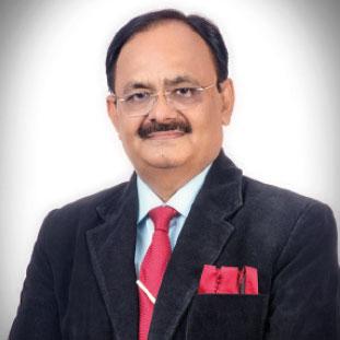 Dr. Rakesh Shrivastava,Founder