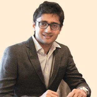Sagar Gupta, Founder & Director