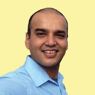 Rahul Dewan,Founder & CEO
