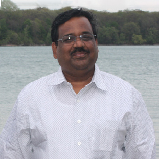 Vellayan Lakshmanan,Co - Founder