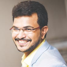 Nikhil Kale,Founder & Director