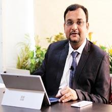 Ravindra Agrawal,Founder & Managing Director