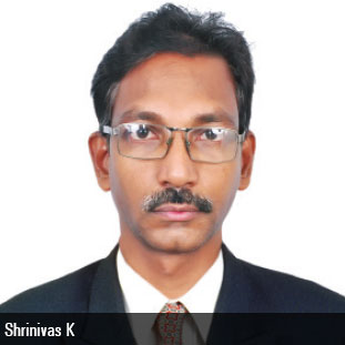 Srinivas K,Founder