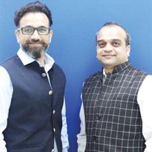 Atin Tomar, Co-Founder & CEO,Nirav Desai, Co-Founder & COO