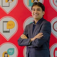 Rahul Shah,Strategy and Operations Head