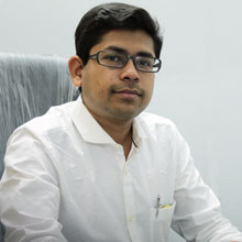 Suraj Kumar Nayak,Founder & CEO