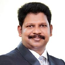 Sujin Jekash Simson,  Founder & CEO