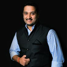 Harshal Talaulikar,Founder