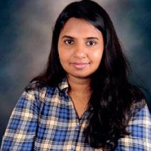 Poojitha Nandimandalam,CEO