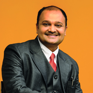 Rajesh Doshi,Co-Founder & Director
