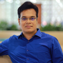 Samarth Naik,  Founder