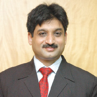 Sandeep Gupta,Senior Vice-President