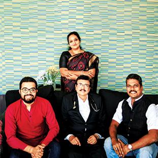 Dr. LavanyaPrabhu  &  Dr. PrabhuVenugopal ,CEO &  President & COO.