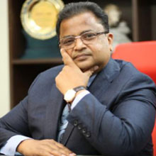 Subodh Gupta,Chairman & CMD