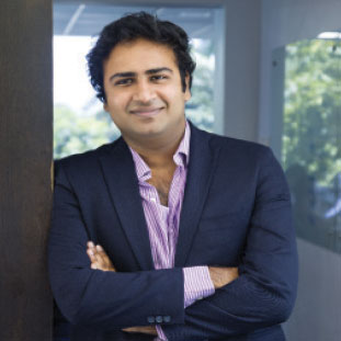 Abhimanyu Bhosale,Co-Founder & CEO