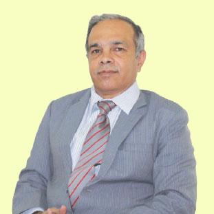Lt Col. S.N. Prasad,Chairperson