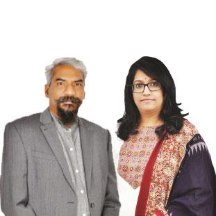 Vishnu & Dhatri , Founders