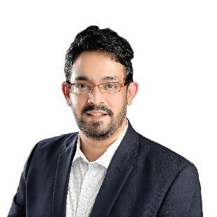 Kaushik Mahadevan,Director-Indian Operations.