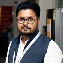 Prashant Kumar Bharti,CEO
