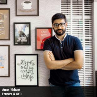 Arnav Kishore,Founder & CEO