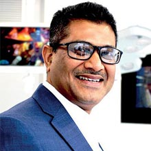 Manoj Dharman,Managing Director