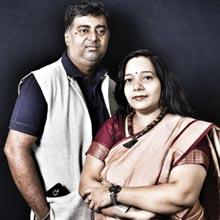 Abhishek Kr. Srivastava & Babita Srivastava,Co-Founders