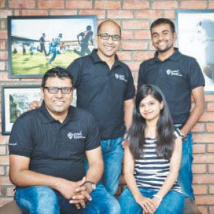 Raghavendra Sheshamurthy,Founder & MD