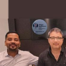 Abdul Alim & Dr. Arif Hussain Khan, Founding Directors