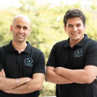 Dr. Dileep Raman & Dr. Dhruv Joshi,   Co-Founders