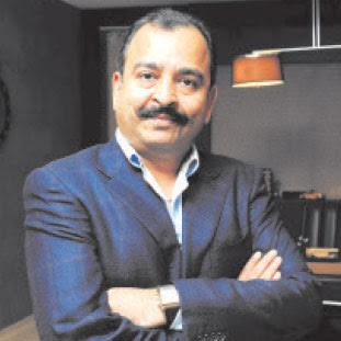 Kunal Lalani,Founder & Chairman