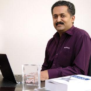 Devasia Kurian,Managing Director