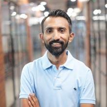 Salman Moin,Co-founder