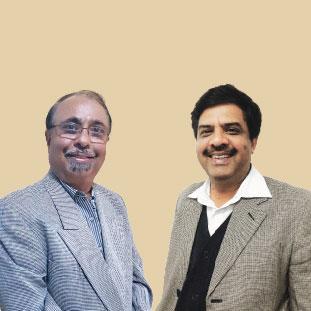 Sharad Arora,Managing Director,